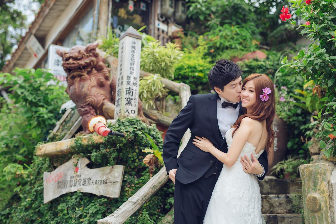 OHHIYAO; 婚紗; 早安攝影; 朱飾戴吉; 沖繩; 自助婚紗