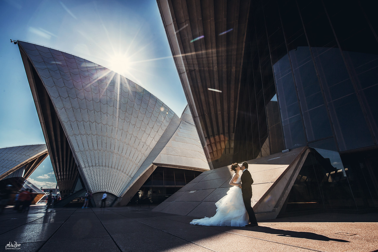OHHIYAO; SYDNEY; prewedding photo; wedding photo; 婚紗; 悉尼; 早安攝影; 自助婚紗; 雪梨