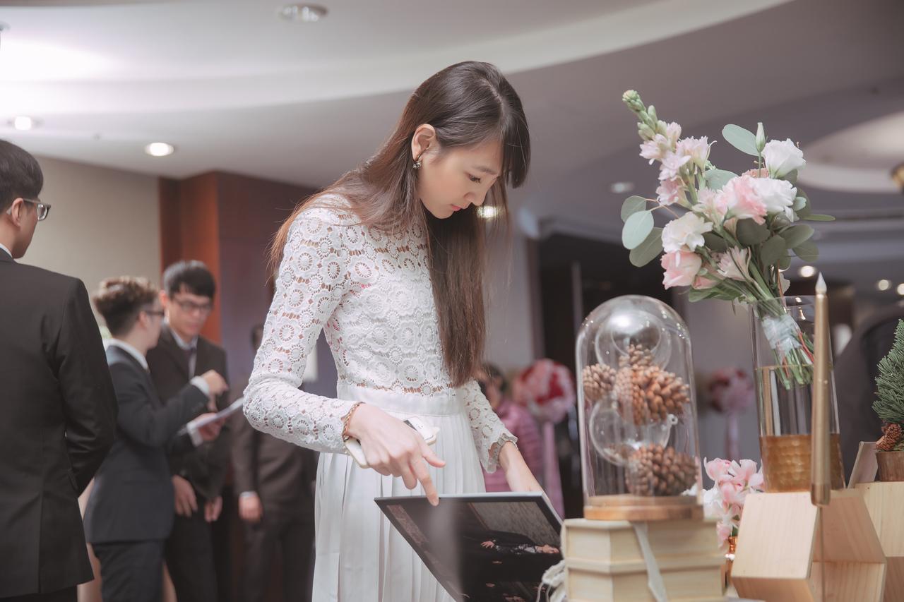OHHIYAO早安攝影; 新竹國賓飯店婚宴婚禮紀錄; 朱飾戴吉新秘