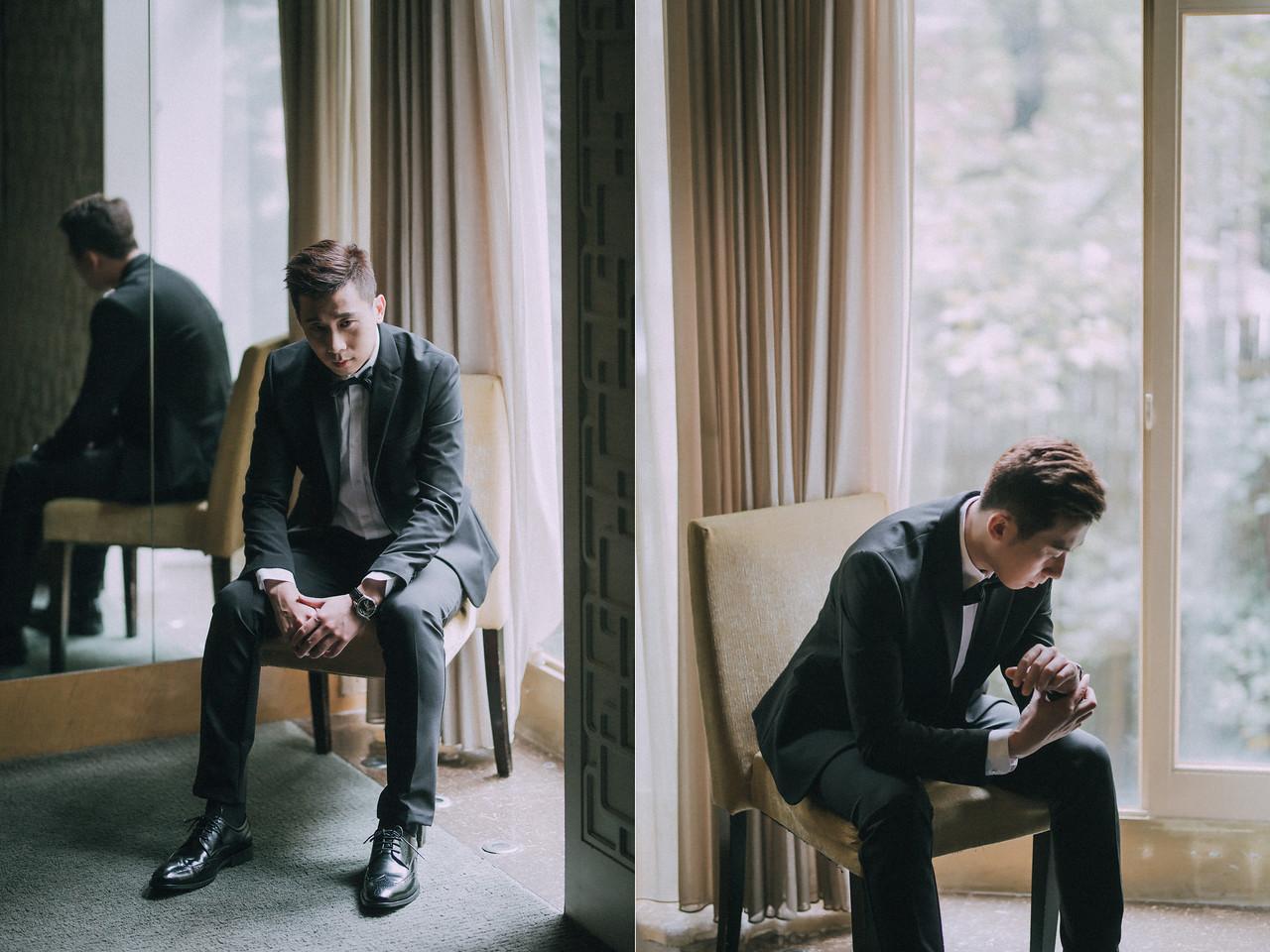 OHHIYAO早安攝影; 台北國賓婚宴; 台北國賓婚禮攝影; 朱飾戴吉新秘